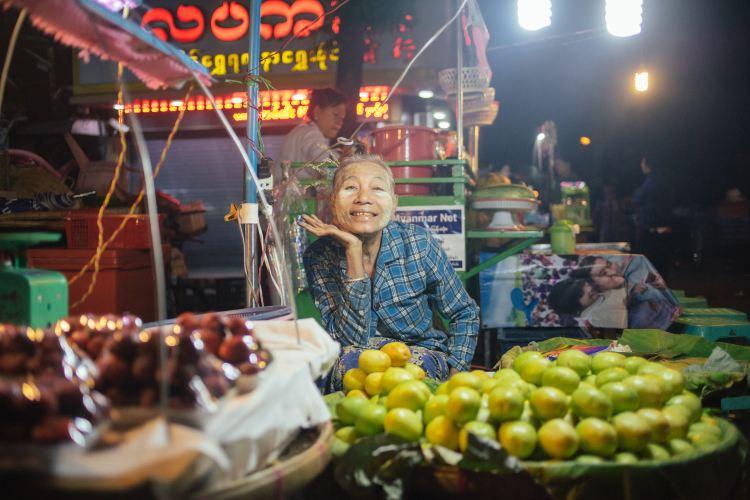 Yangon Chinatown2