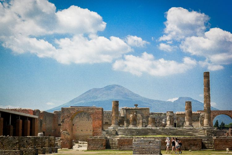 The Ancient City of Pompeii1