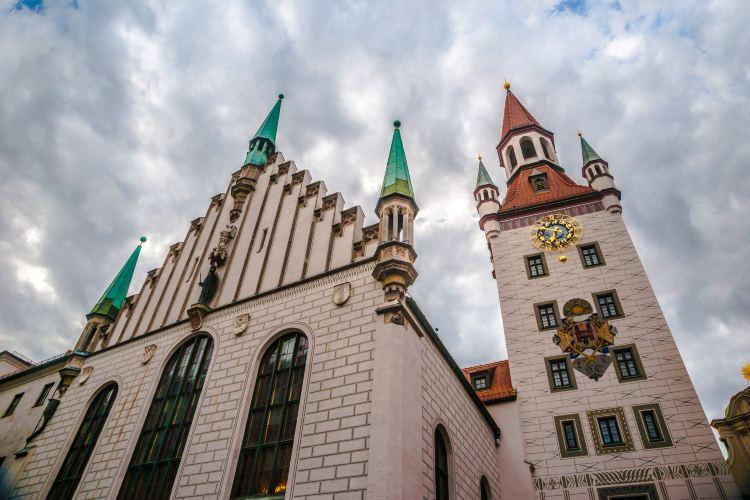 Altes Rathaus1