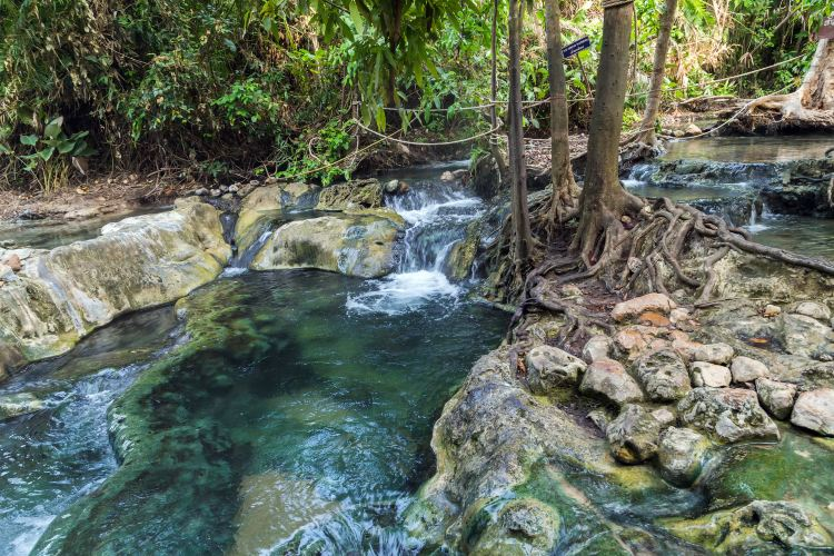 Krabi Hot Springs2