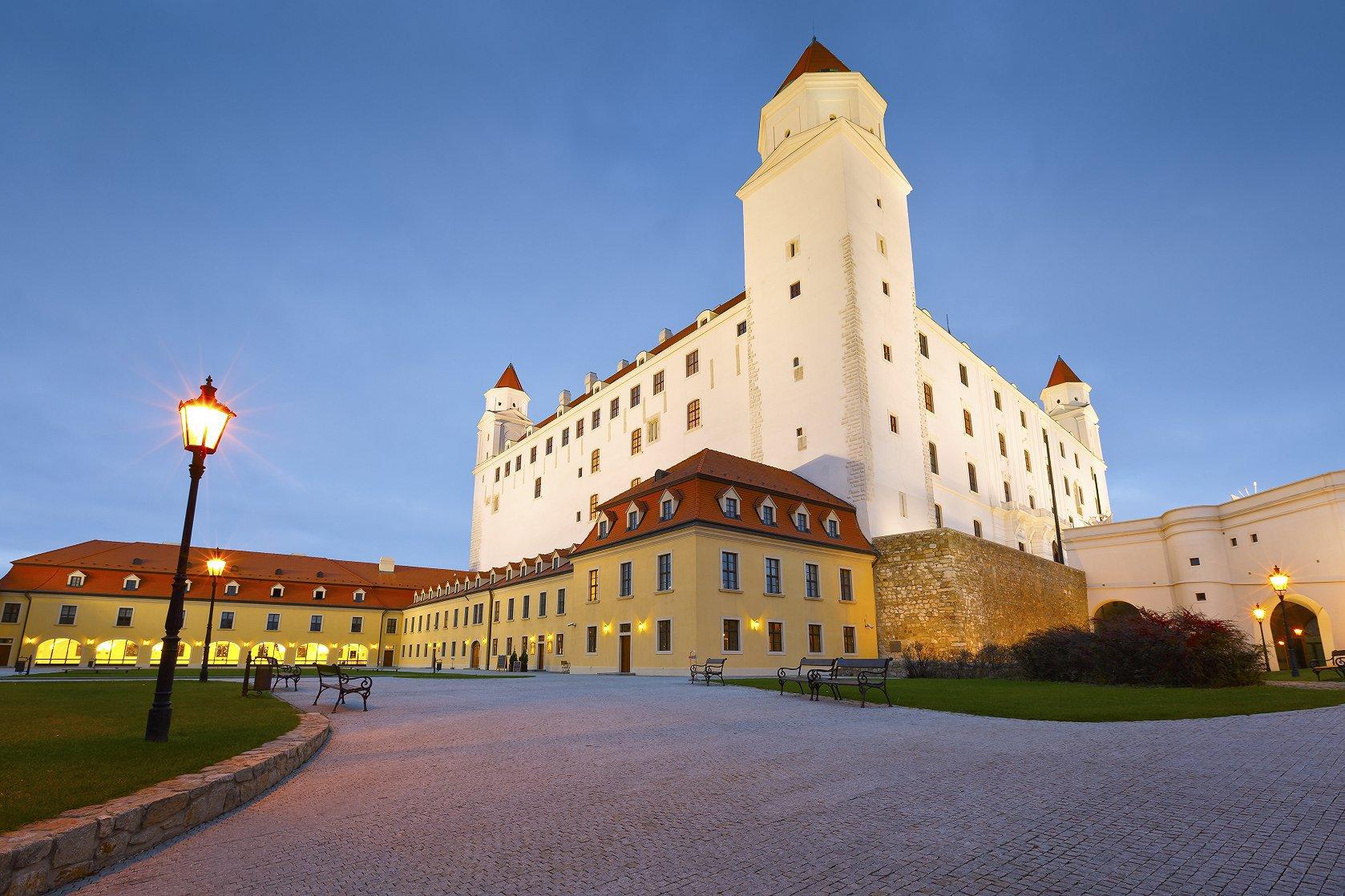 布拉迪斯拉發城堡