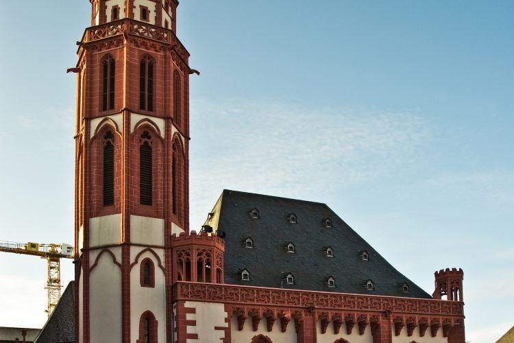 Old Nicholas Church (Alte Nikolaikirche)2