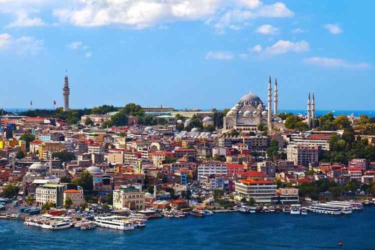 伊斯坦布爾舊城區1
