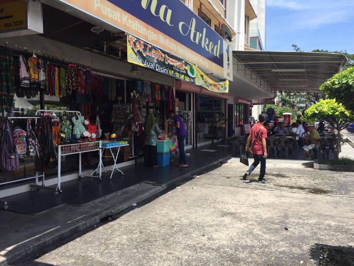 Jl Padang Garong