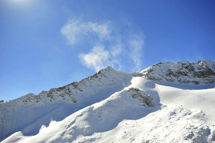 Dagu Holy-glacier3