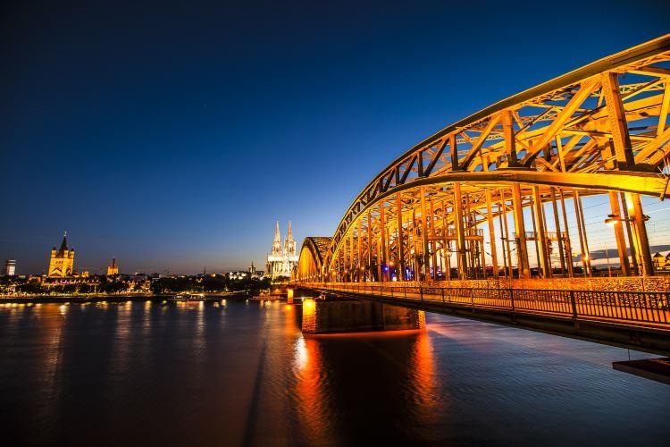 霍亨索倫橋1