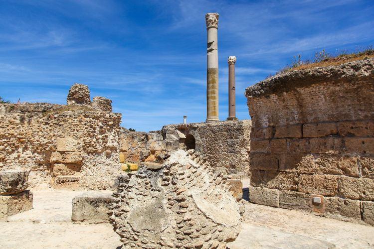 迦太基古城遺址4