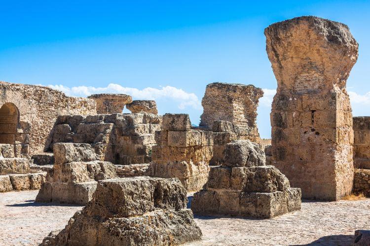 迦太基古城遺址1