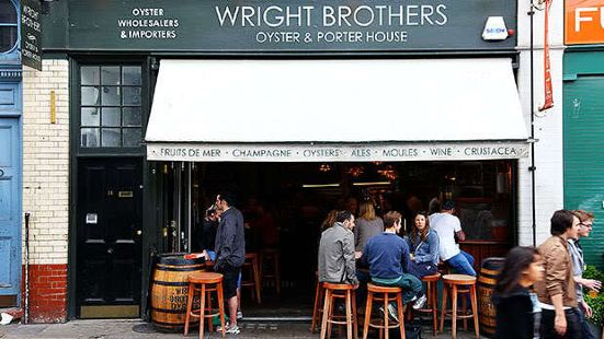 Wright Brothers Borough Market