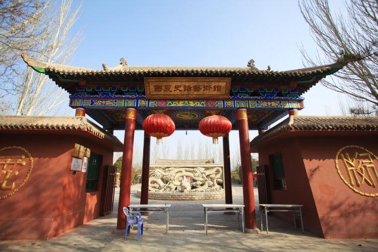 Western Xia Mausoleums National Archaeological Park3