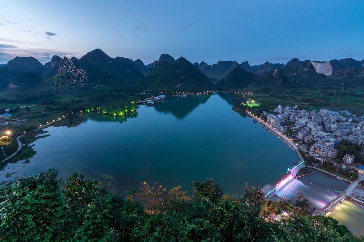 Dalongtan Reservoir2