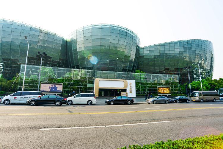 Shanghai Oriental Art Center1