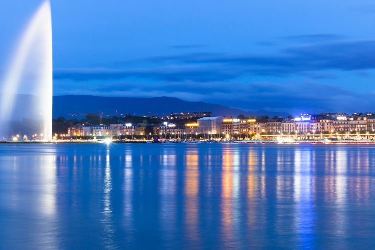 日內瓦湖1