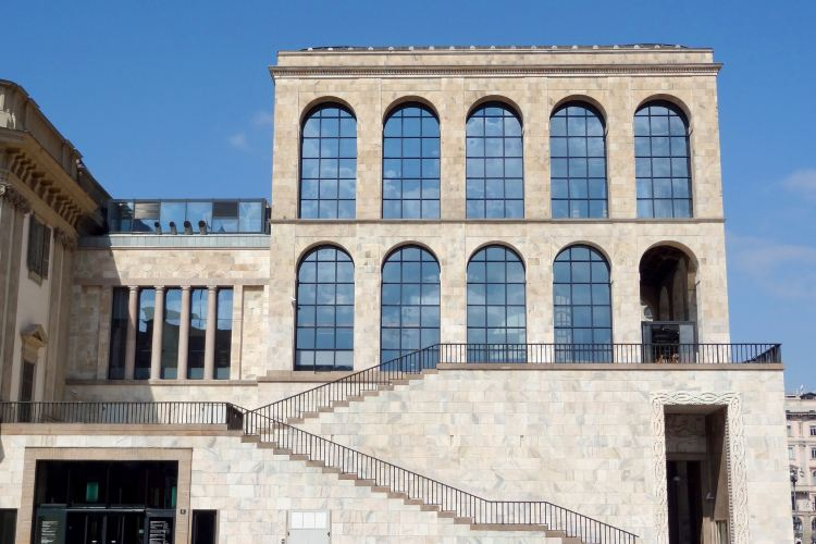 那不勒斯皇宮1