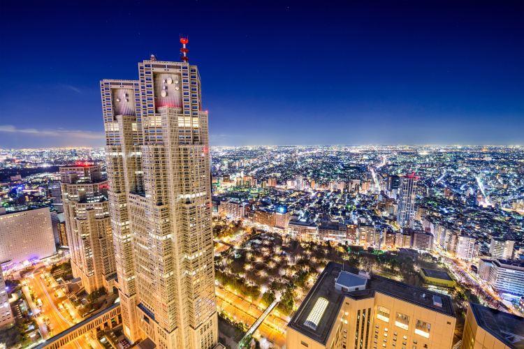 東京都廳觀景台2