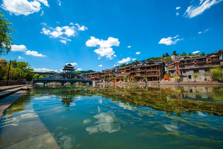 Fenghuang Ancient Town1