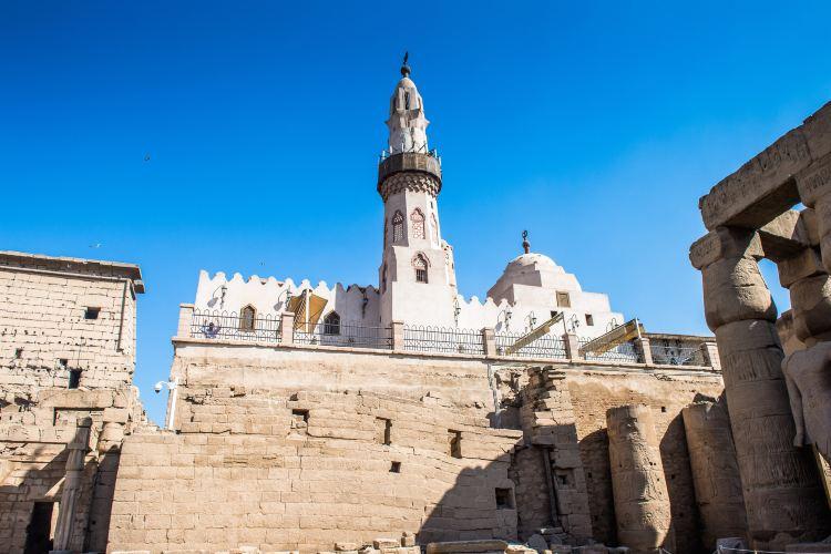 哈加格清真寺2