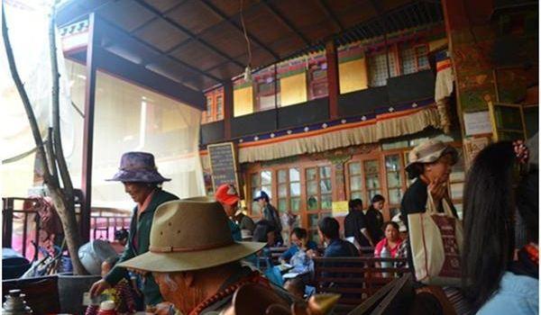 倉姑寺甜茶館1