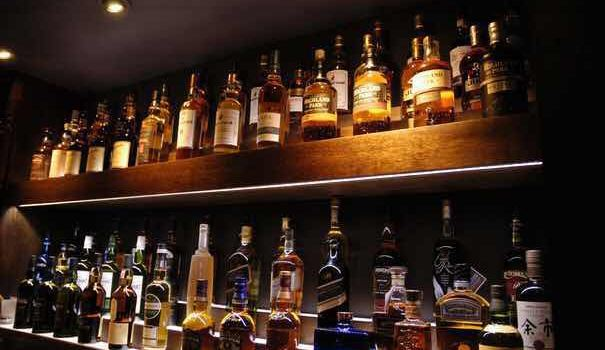 Usquabae Whisky Bar3
