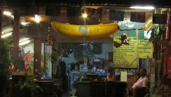 Banana Bar