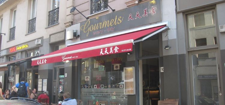 Gourmets Every-Day