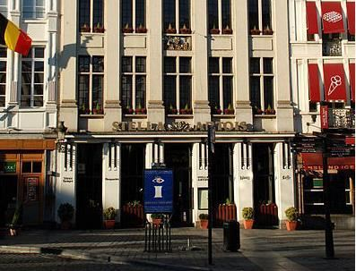 Brussels Grill Grand Place3