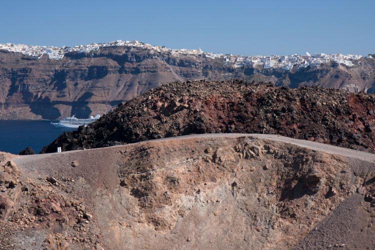 Nea Kameni Volcano3