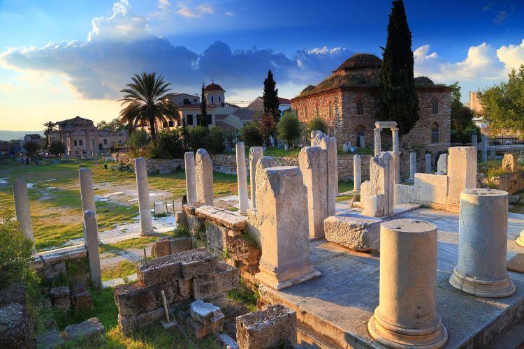 古代市場和羅馬市場1