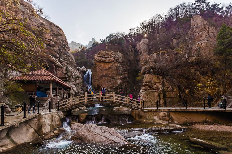 Chaoyin Waterfall4