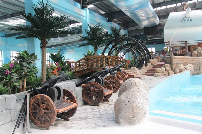Shuishi Forest Hot Spring Resort