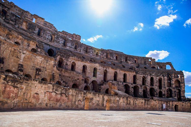 El DJem Amphitheatre1