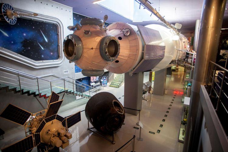 Memorial Museum of cosmonautics4