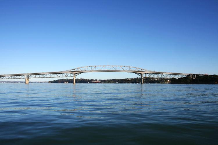 Auckland Harbour Bridge1