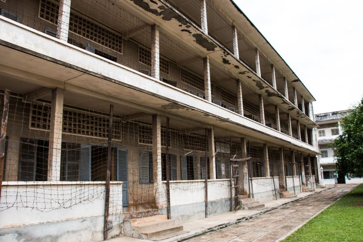 Tuol Sleng Genocide Museum2