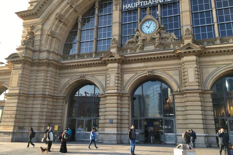 法蘭克福火車總站1