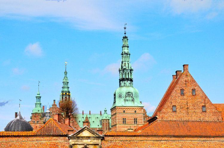 Frederiksborg Slot Hillerod1