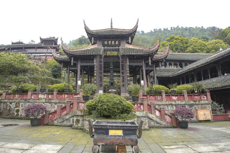 Fuhu Temple1