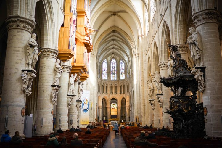 St. Michael and St. Gudula Cathedral3