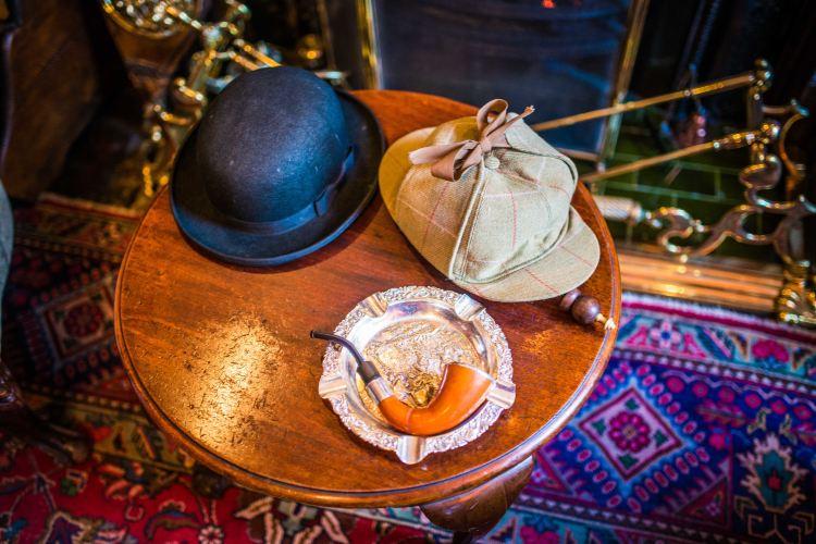 Sherlock Holmes Museum1