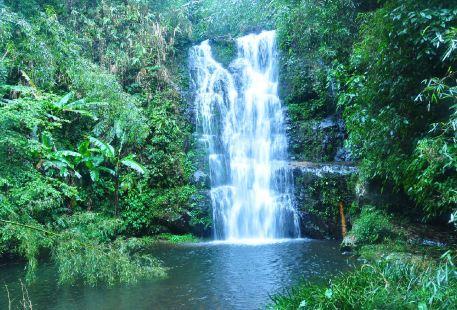 Qing Mountain Waterfall