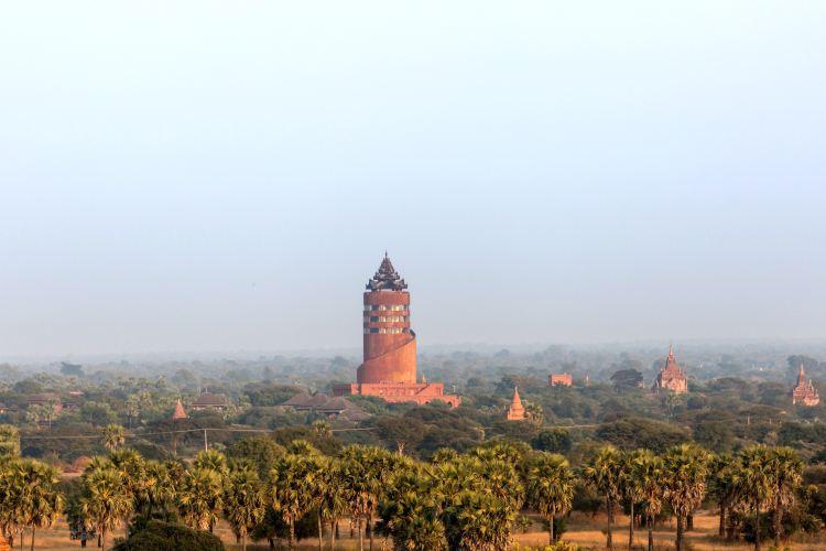 Bagan Nan Myint Tower1