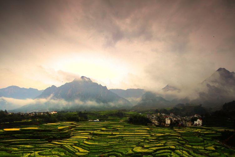 龍川風景區1