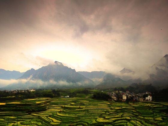 龍川風景區