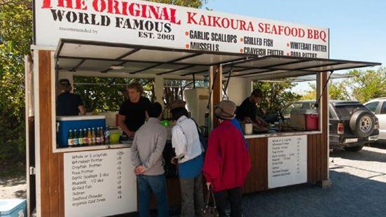 Kaikoura Seafood BBQ