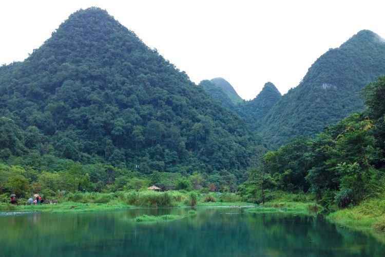 Libo Seven Small Arches (Xiaoqikong) Scenic Area2