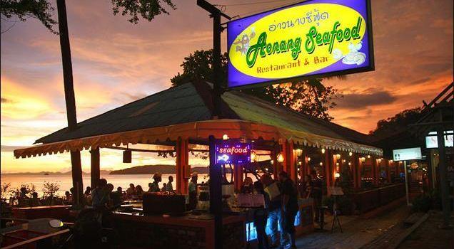 Ao Nang Seafood Bar & Restaurant1