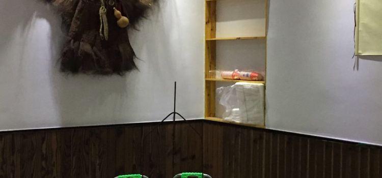 天堂寨清香園土菜館2