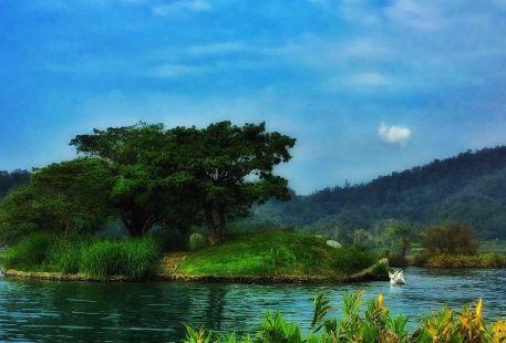 Sun Moon Lake Song Bo Lun Trail