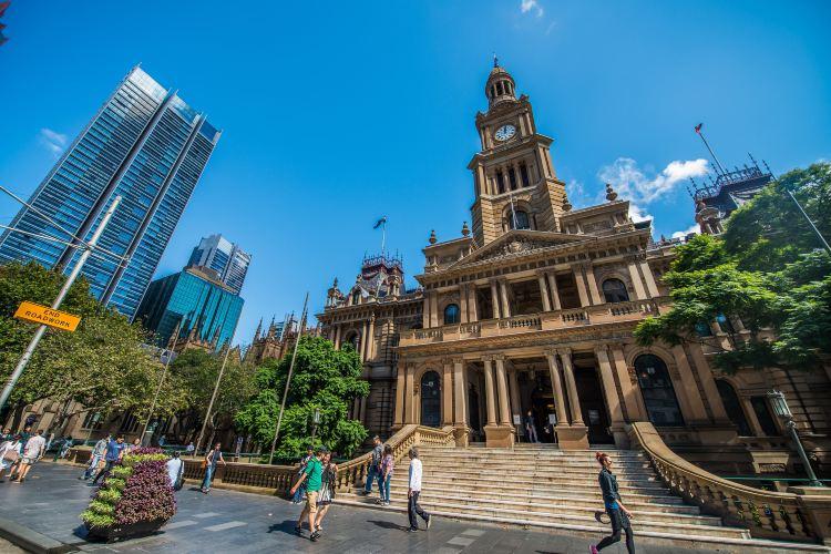 雪梨市政廳1