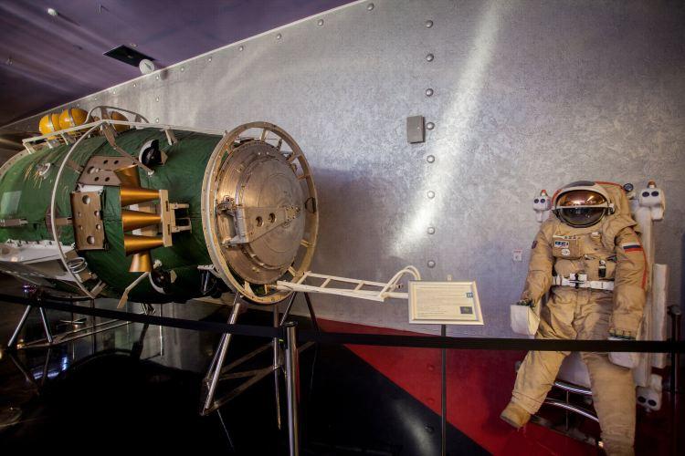 Memorial Museum of cosmonautics3